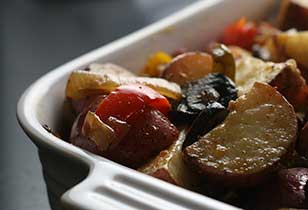 healthy-low-fat-roast-vegetables-featured